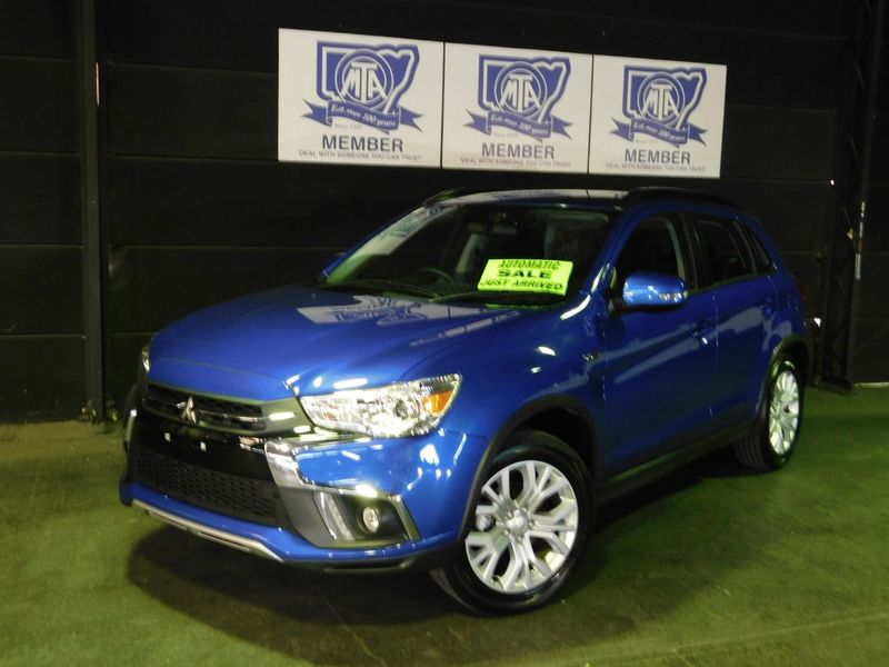 2018 Mitsubishi ASX ES XC Photo 1  Used Cars at Illawarra Toyota Picture 1