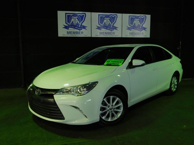 2016 Toyota Camry ALTISE ASV50R Photo 1  Used Cars at Illawarra Toyota Picture 1